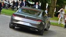 BMW Pininfarina Gran Lusso Coupe at 2013 Concorso d'Eleganza Villa d'Este