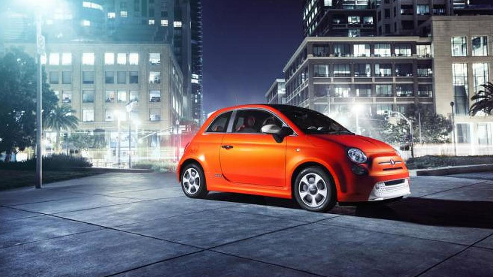 Fiat 500e won't be sold in Europe