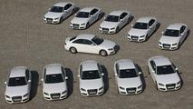Audi A4 2.0 TDI Starts Efficiency Marathon