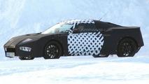 new Lotus  Eagle spied -  on Ice