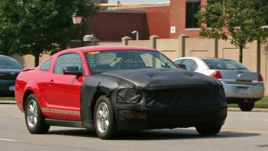Ford Mustang Major Facelift for 2010