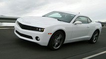 Chevy Camaro Protoype Front End Photo Released