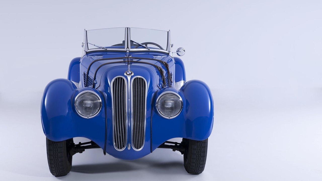 BMW 328 75th birthday 11.05.2011