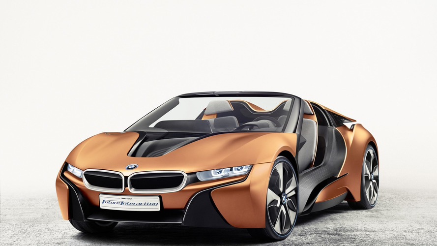 BMW i Vision Future Interaction concept introduced