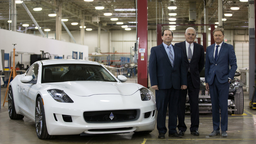 Henrik Fisker joins VLF Automotive