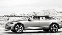 Audi Prologue Allroad concept