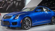 2016 Cadillac ATS-V live in Los Angeles
