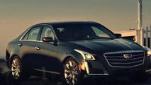 2015 Cadillac CTS screencap