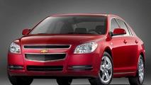 2008 Chevrolet Malibu: In Detail