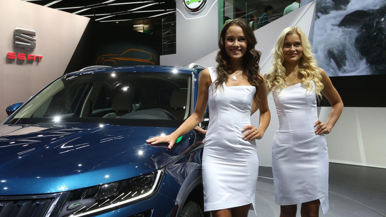 Elegant Skoda Kodiaq SUV Debuts In Paris