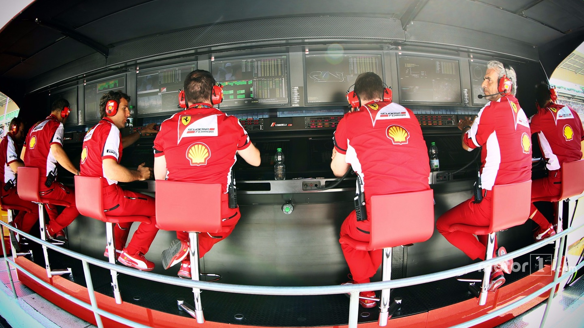 Analysis: How F1 is fighting off the hackers