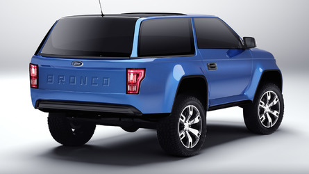 Ford Bronco Concept