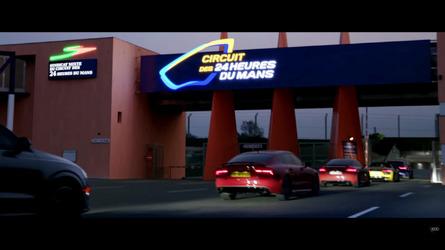 Audi ad gives somber goodbye to endurance racing