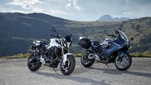BMW F 800 R and BMW F 800 GT