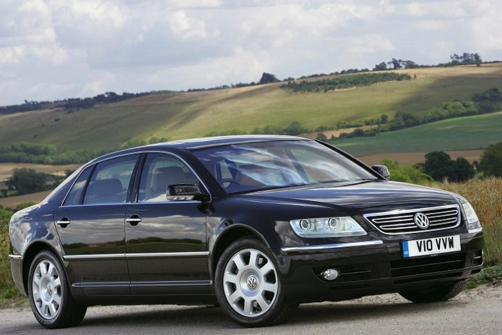 The Phaeton Returns: Volkswagen Will Price it at $70K