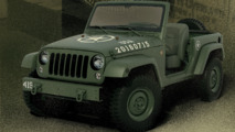 Wrangler 75th Salute concept celebrates original military Jeep