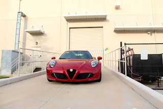 I Shouldn't Love the Alfa Romeo 4C, But I Do: Review