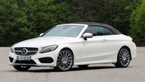 2017 Mercedes-Benz C300 Cabriolet: First Drive