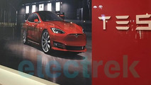 This could be the 2017 Tesla Model S facelift