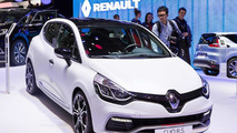 Clio Renaultsport 220 Trophy EDC arrives in Geneva with more power and quicker gearbox