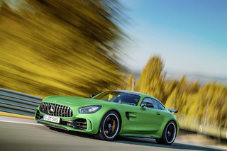 Mercedes-AMG GT R Production Reportedly Limited to Just 2,000 Units