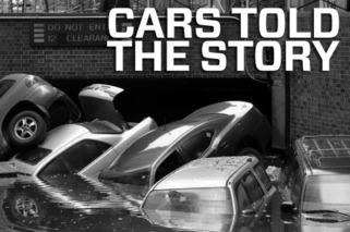The Story of Hurricane Sandy Told Through Cars