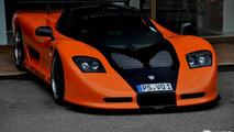 Rare Mosler MT900 GTR photographed