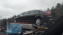 Six-door Volvo S80 limousine caught on camera