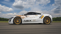 2017 Acura NSX to make U.S. racing debut at Pikes Peak