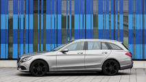 5-spoke wheels for Mercedes-Benz C-Class
