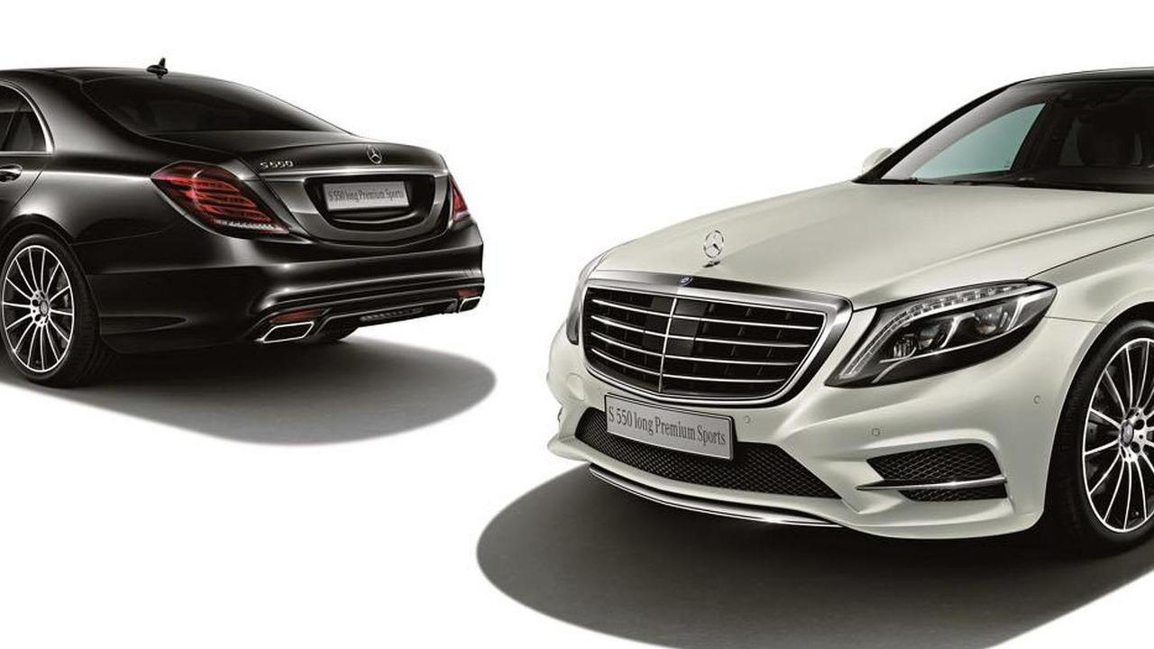 Mercedes S550 Premium Sport edition