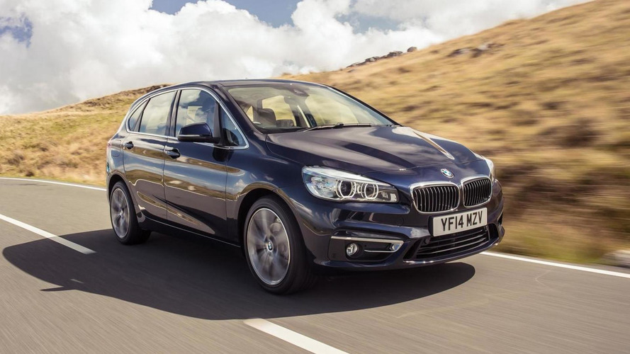 BMW 2-Series Active Tourer plug-in hybrid reportedly planned for 2015