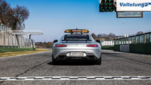Mercedes-AMG GT S F1 Safety Car and C63 Estate F1 Medical Car revealed
