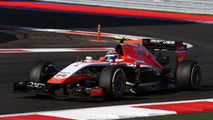 Ecclestone hopeful but Haas not rescuing Marussia