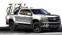 Chevrolet Colorado to gain performance parts & plenty of special editions