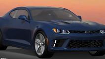 Next-gen Chevrolet Camaro renderings have potential
