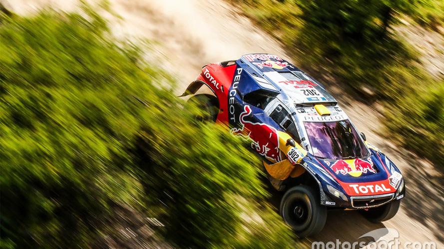 Dakar Cars, Stage 13: Peterhansel wraps up win, Loeb fastest