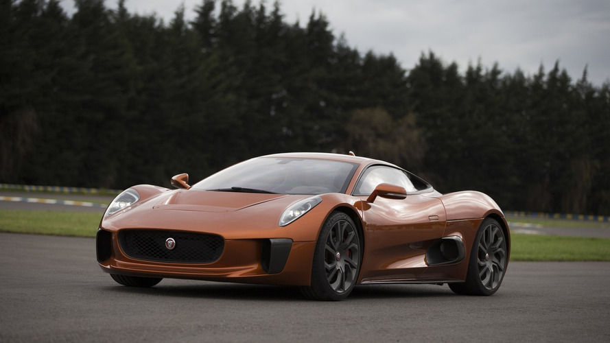 Felipe Massa drives the Jaguar C-X75 concept in Mexico City [video]