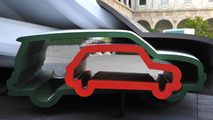 MINI funky artwork at Milan Design Week