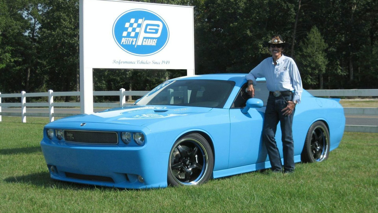 Richard Petty's Garage Dodge Challenger
