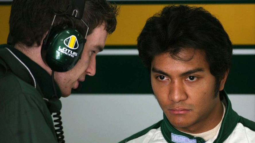 Fauzy could drive Lotus in Sepang practice - report