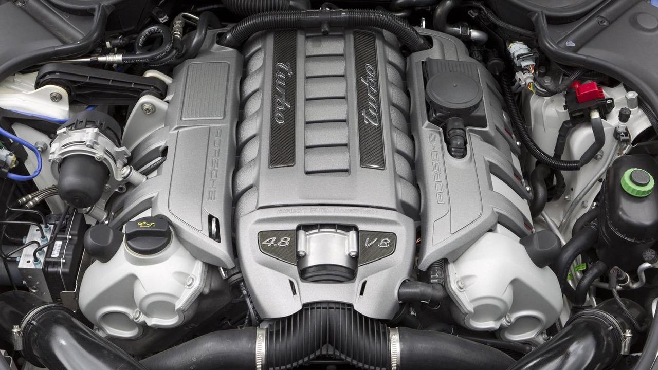 Panamera Turbo with 540 hp Powerkit