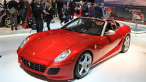 Paris Motor Show - Ferrari Sa Aperta 599 Roadster