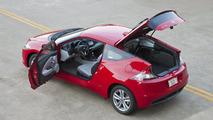 Honda CR-Z U.S. pricing starts at $19,200