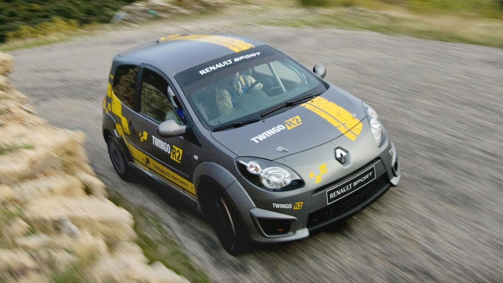 Renault Twingo RS Entry-Level Rally Cars Announced