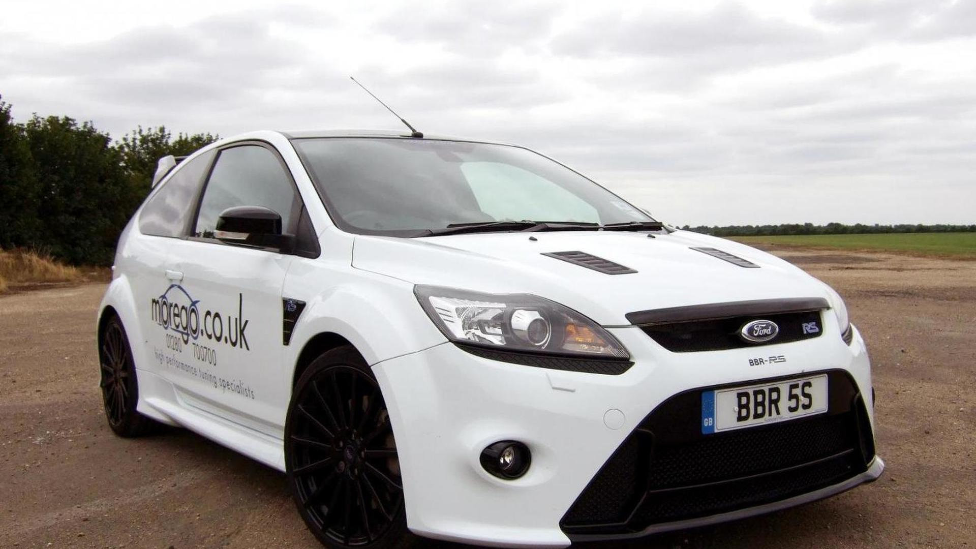 Ford Focus RS by BBR tuned up to 404 bhp