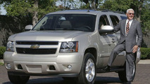 2007 Chevrolet Tahoe and Bob Lutz