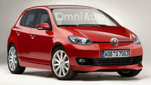 RENDERED SPECULATION: New VW Polo Will Be Presented Next Year