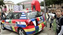 Kia Shows Off Euro 2008 Cee'd