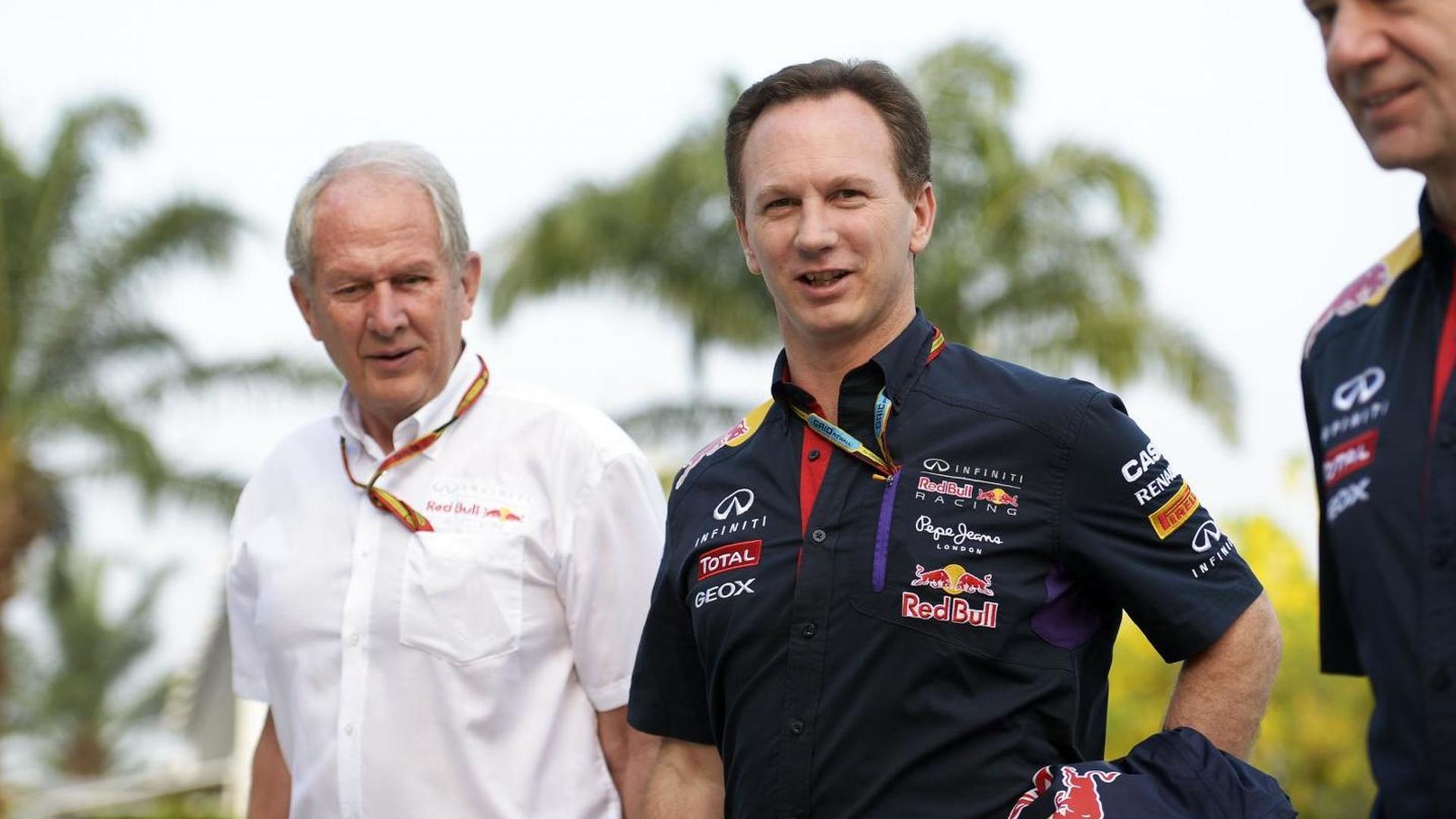 Even 'genius' will not close gap to Mercedes - Marko